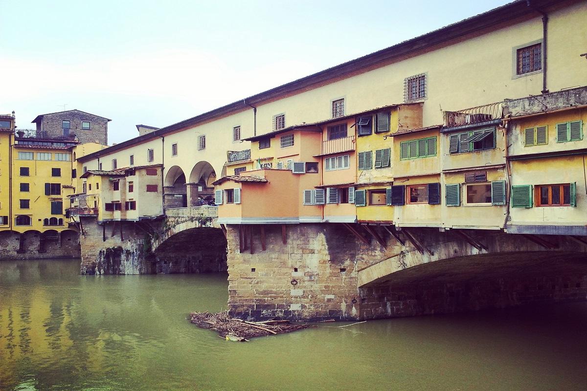 Florenz - Katja Unterwegs